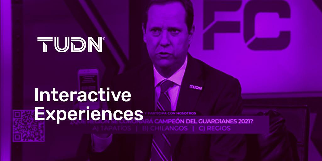 Televisa Univision Deportes Network (TUDN) chooses Flowics to create more interactive programming